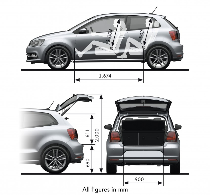 2014 Volkswagen Polo facelift gets new technology Image #225000