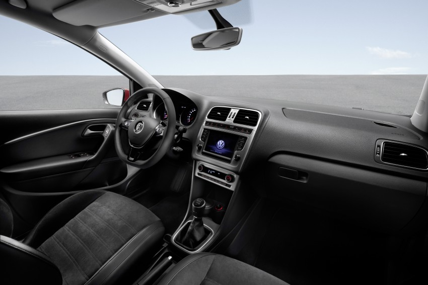 2014 Volkswagen Polo facelift gets new technology Image #225002