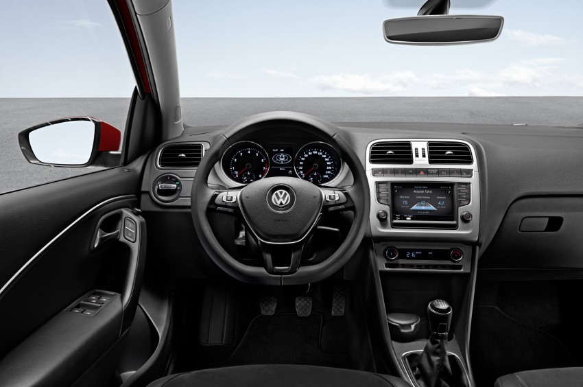2014 Volkswagen Polo facelift gets new technology Image #225003