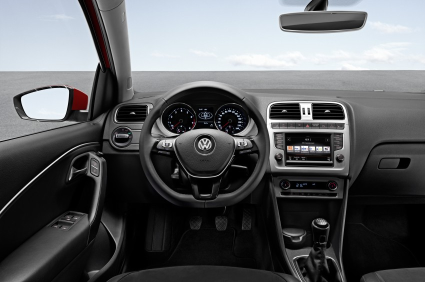 2014 Volkswagen Polo facelift gets new technology Image #225004
