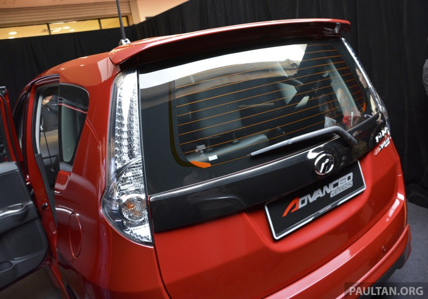 Perodua Alza facelift officially revealed, from RM52,400 Image #221453