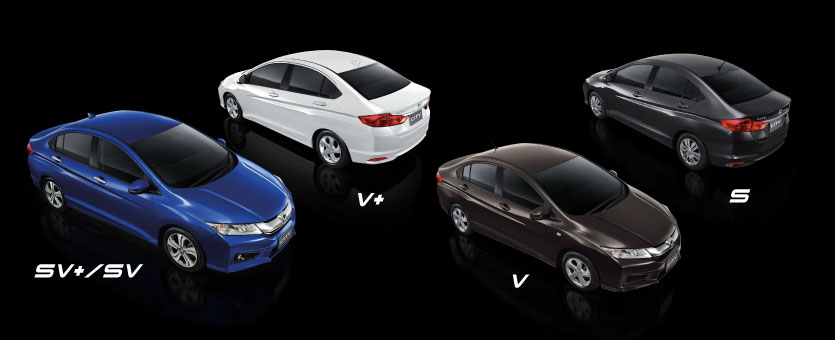 2014 Honda City launched in Thailand – two airbags and VSA standard, six airbags an option Image #223987