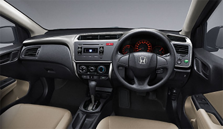 2014 Honda City launched in Thailand – two airbags and VSA standard, six airbags an option Image #223985