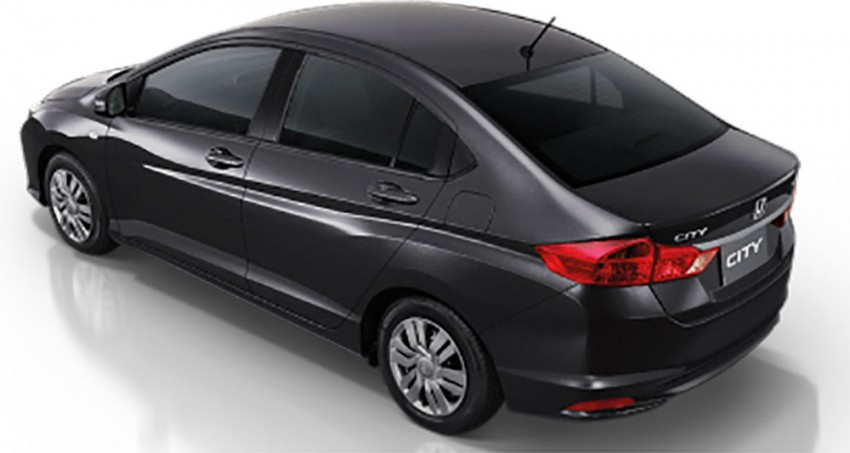 2014 Honda City launched in Thailand – two airbags and VSA standard, six airbags an option Image #223984