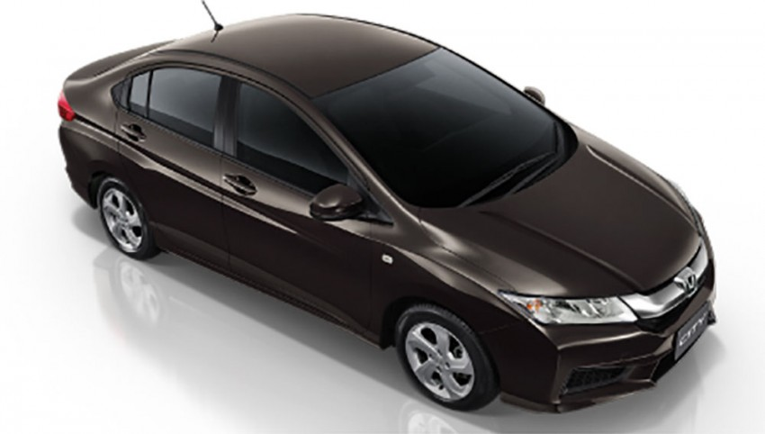 2014 Honda City launched in Thailand – two airbags and VSA standard, six airbags an option Image #223982