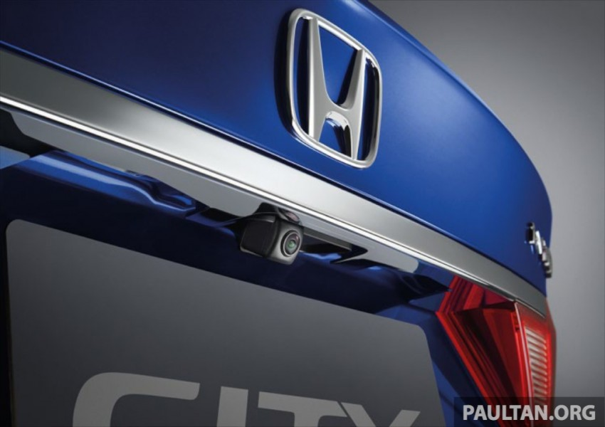 2014 Honda City launched in Thailand – two airbags and VSA standard, six airbags an option Image #224039