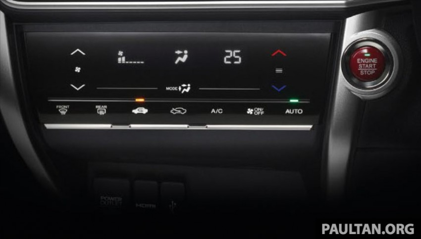 2014 Honda City launched in Thailand – two airbags and VSA standard, six airbags an option Image #224019
