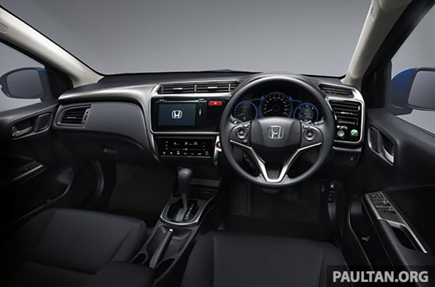 2014 Honda City launched in Thailand – two airbags and VSA standard, six airbags an option Image #224015