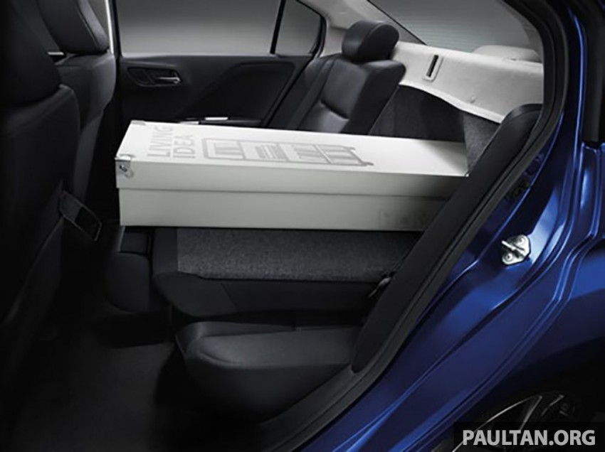 2014 Honda City launched in Thailand – two airbags and VSA standard, six airbags an option Image #224047