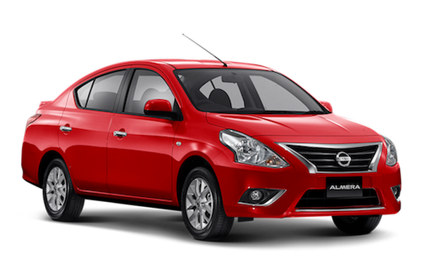 Nissan Almera facelift launched in Thailand Image #224914