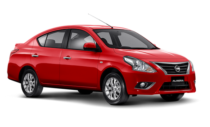 Nissan Almera facelift launched in Thailand Image #224915