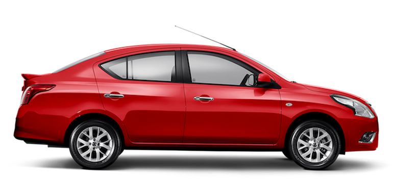 Nissan Almera facelift launched in Thailand Image #224916