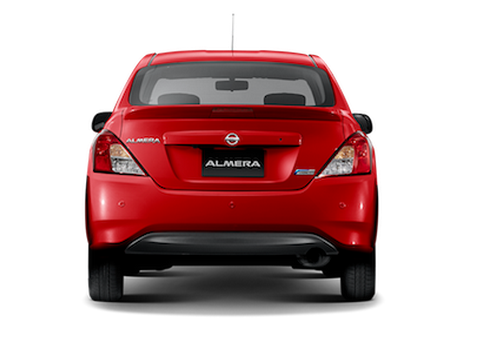 Nissan Almera facelift launched in Thailand Image #224918