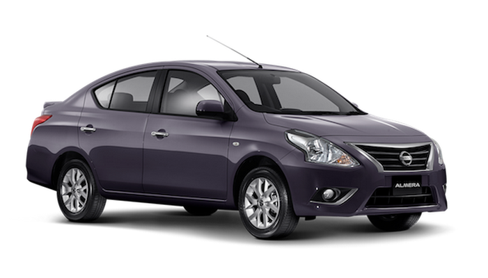 Nissan Almera facelift launched in Thailand Image #224920