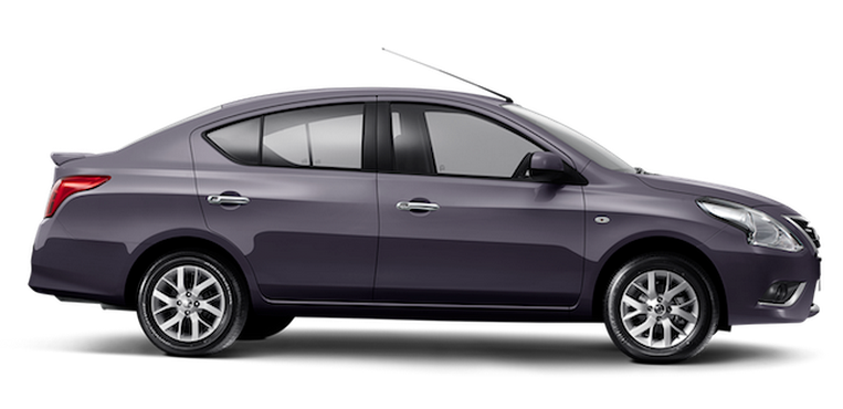 Nissan Almera facelift launched in Thailand Image #224921