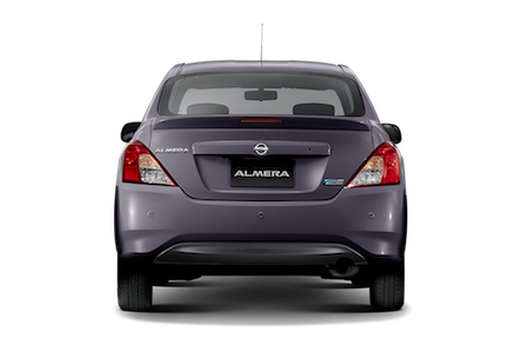 Nissan Almera facelift launched in Thailand Image #224923