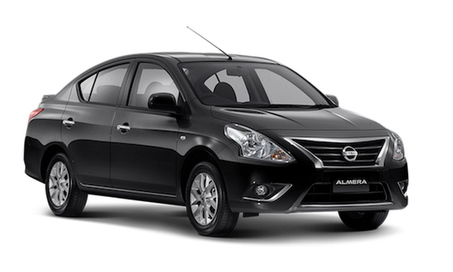 Nissan Almera facelift launched in Thailand Image #224924