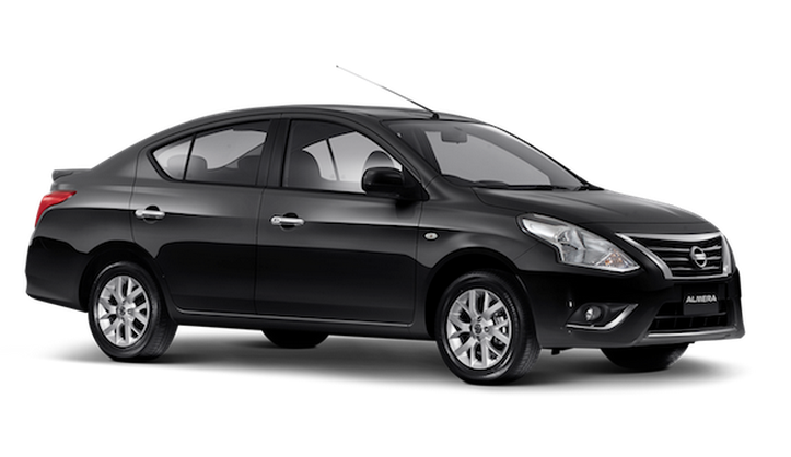 Nissan Almera facelift launched in Thailand Image #224926