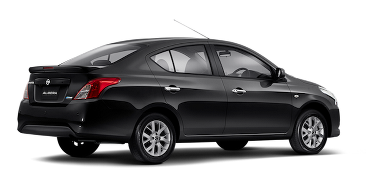 Nissan Almera facelift launched in Thailand Image #224928