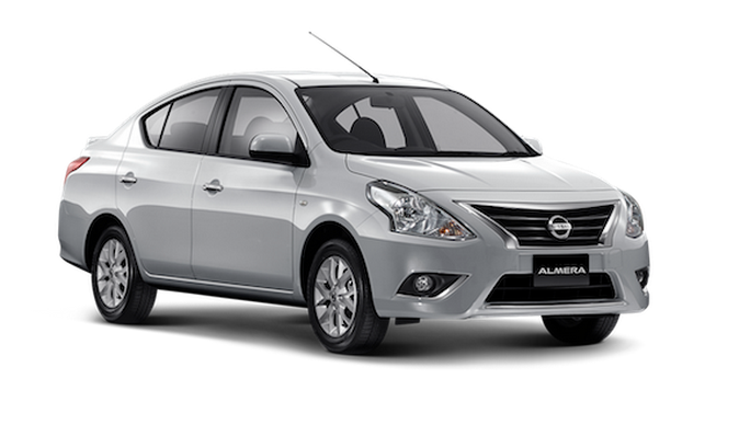 Nissan Almera facelift launched in Thailand Image #224930