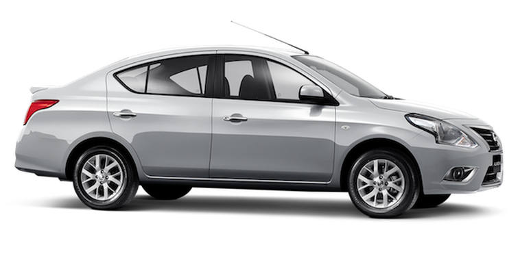 Nissan Almera facelift launched in Thailand Image #224931