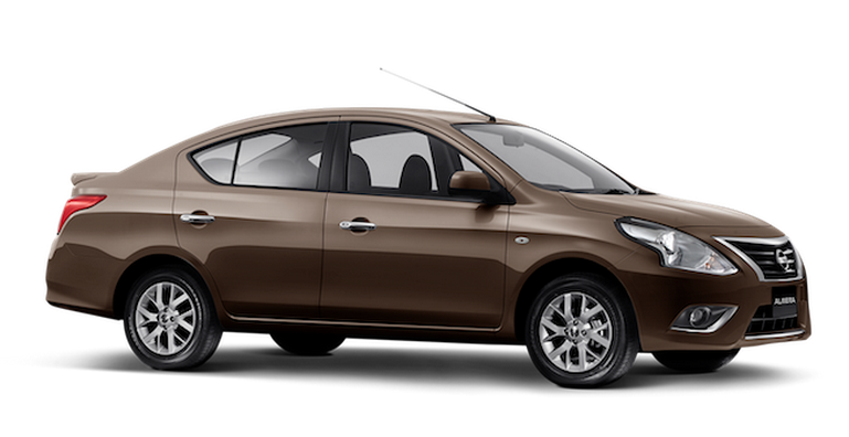 Nissan Almera facelift launched in Thailand Image #224936