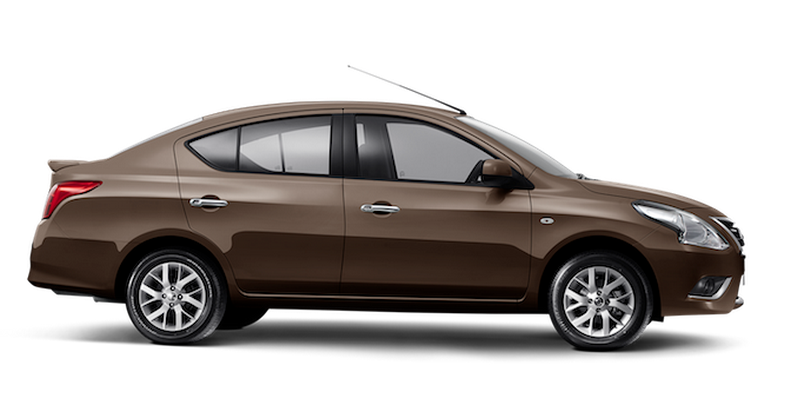 Nissan Almera facelift launched in Thailand Image #224937