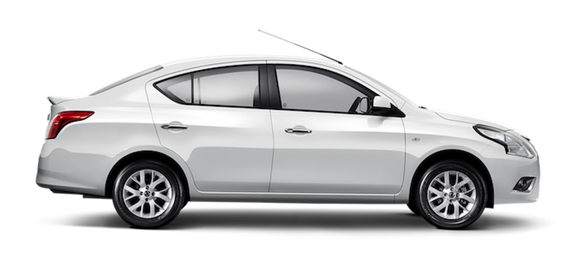 Nissan Almera facelift launched in Thailand Image #224942