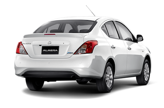Nissan Almera facelift launched in Thailand Image #224944