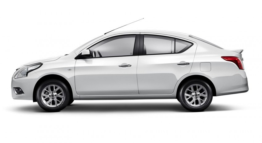 Nissan Almera facelift launched in Thailand Image #224891
