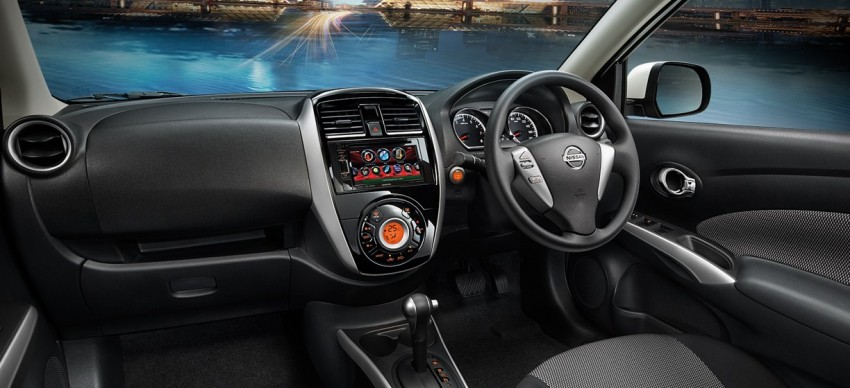 Nissan Almera facelift launched in Thailand Image #224894