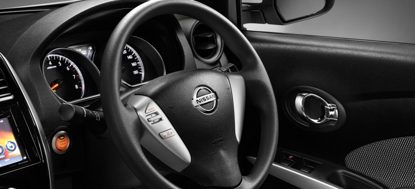 Nissan Almera facelift launched in Thailand Image #224898