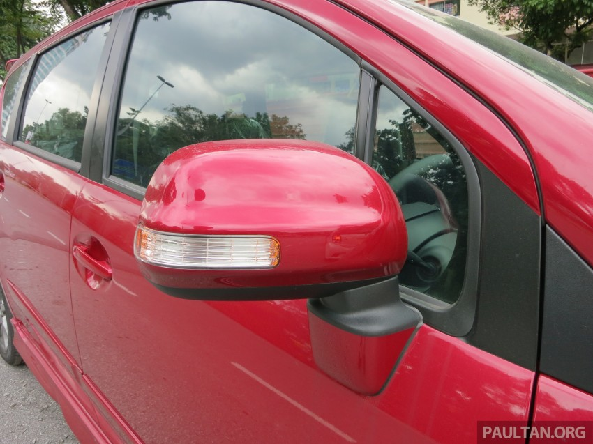 SPIED: 2014 Perodua Alza SE exposed before launch Image #221229