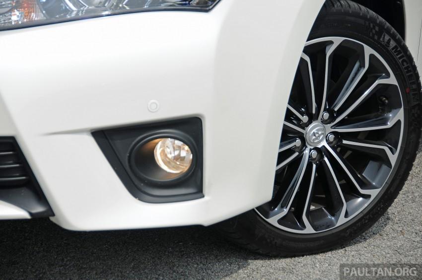 DRIVEN: 2014 Toyota Corolla Altis 2.0V on local roads ...
