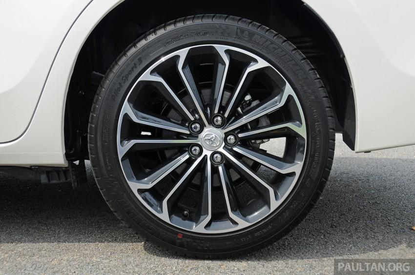2014 Toyota Corolla Key