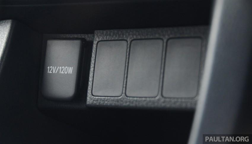 DRIVEN: 2014 Toyota Corolla Altis 2.0V on local roads Image #222525