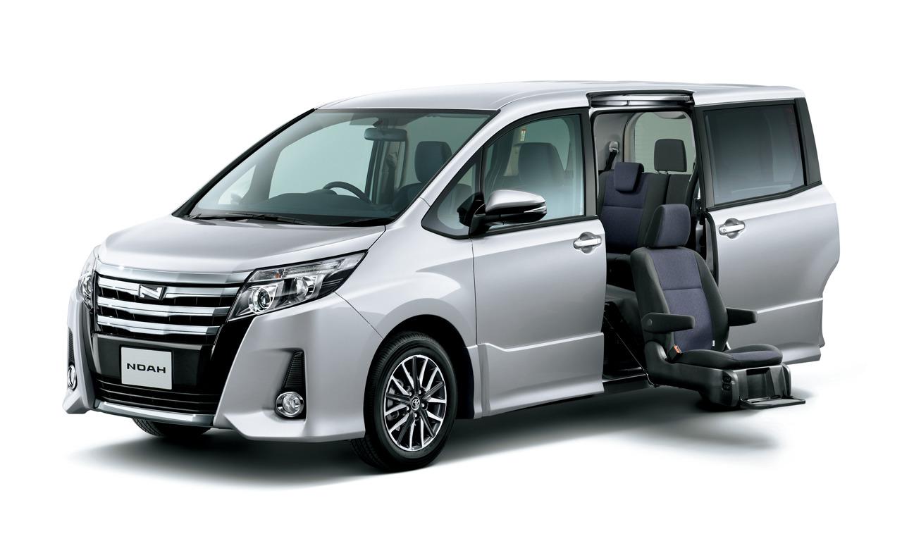 Back to Story: 2014 Toyota Noah and Voxy – 1.8L hybrid, 23.8 km/l