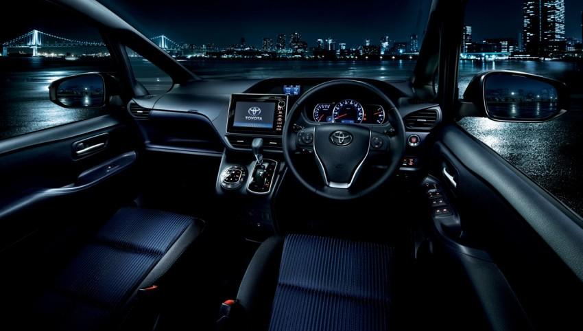 2014 Toyota Noah and Voxy – 1.8L hybrid, 23.8 km/l Image #223745