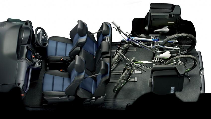 2014 Toyota Noah and Voxy – 1.8L hybrid, 23.8 km/l Image #223747