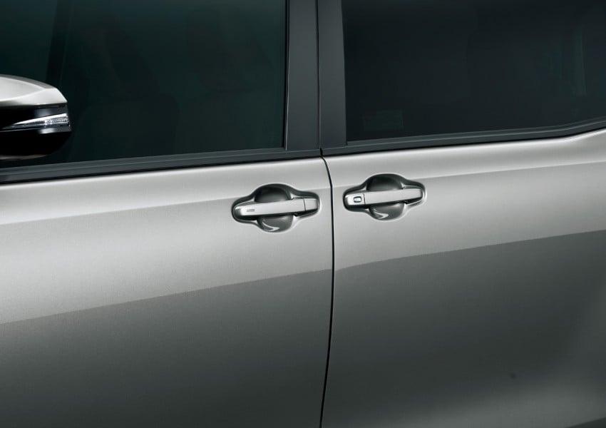 2014 Toyota Noah and Voxy – 1.8L hybrid, 23.8 km/l Image #223750