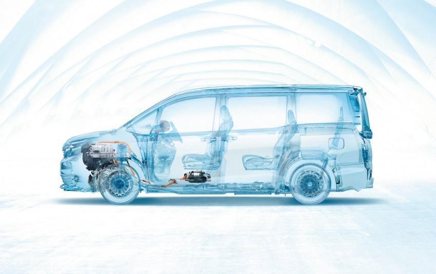 2014 Toyota Noah and Voxy – 1.8L hybrid, 23.8 km/l Image #223754