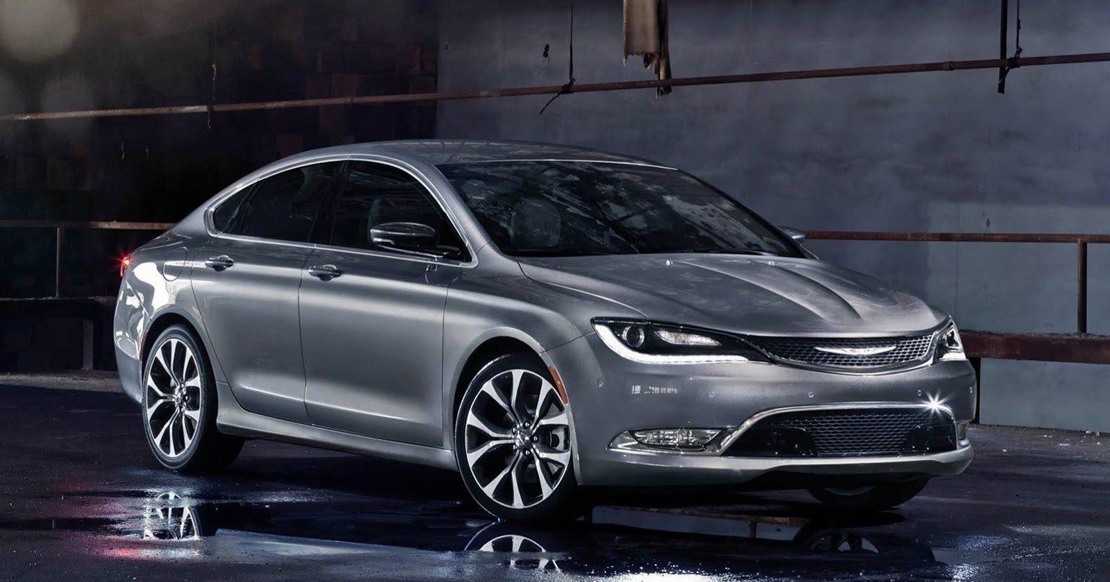 Chrysler 200 2017 >> 2015 Chrysler 200 – new American D-segment sedan Image 221174