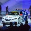 2015 Acura TLX GT Race Car Introduced at 2014 NAIAS