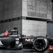 Sauber F1 Team C33 Press