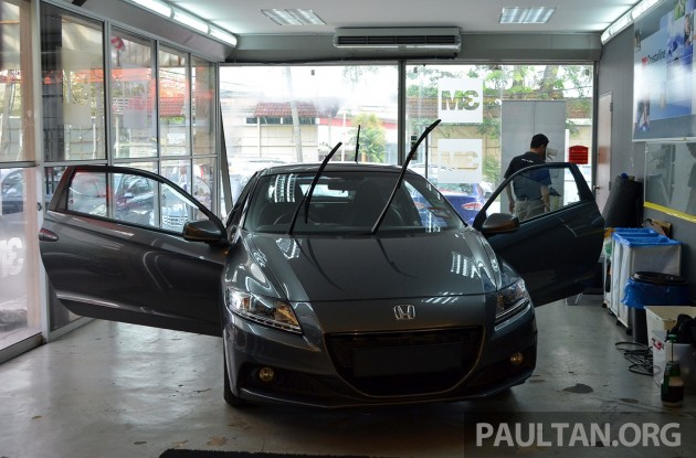 3M Honda CR-Z-10