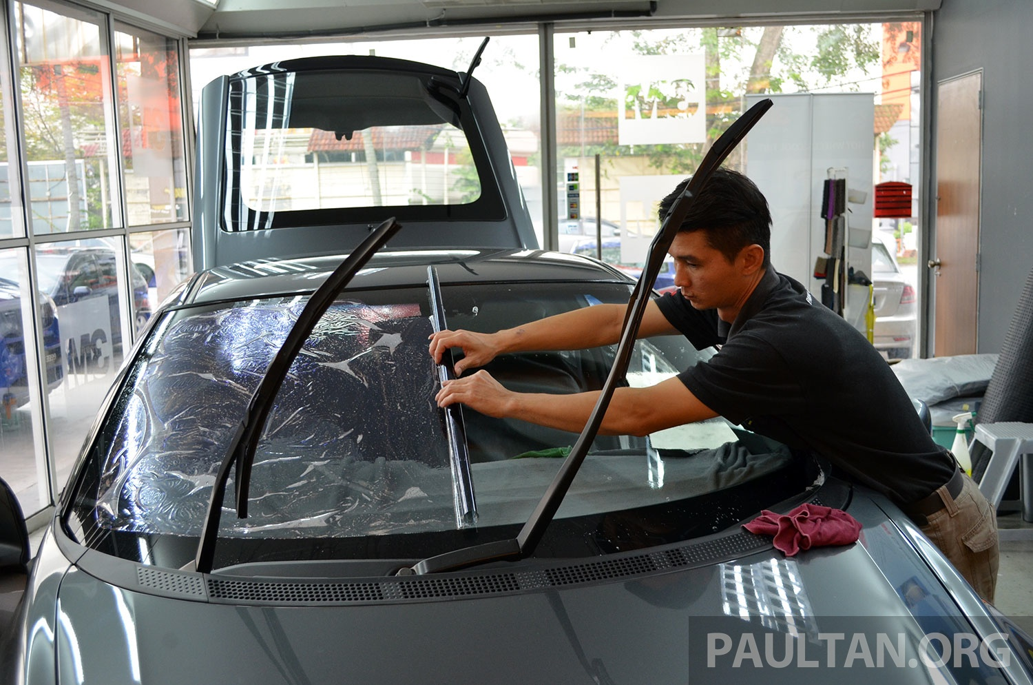 Honda Malaysia Now Offers 3m Ecotint Window Film At