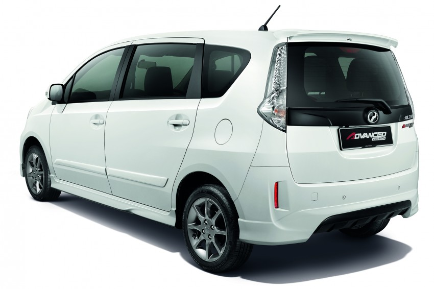 Perodua Alza facelift officially revealed, from RM52,400 Image #221498