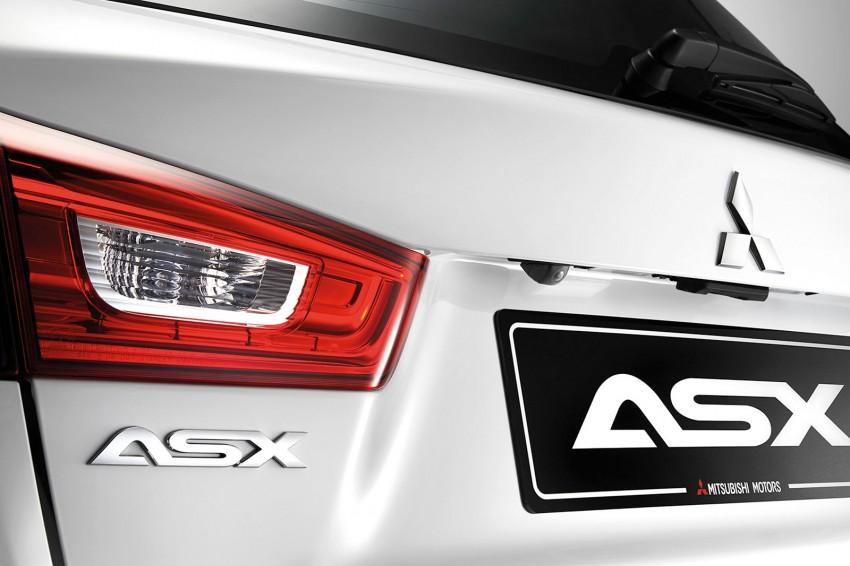 Mitsubishi ASX CKD rolls off TCMA Segambut line Image #223462