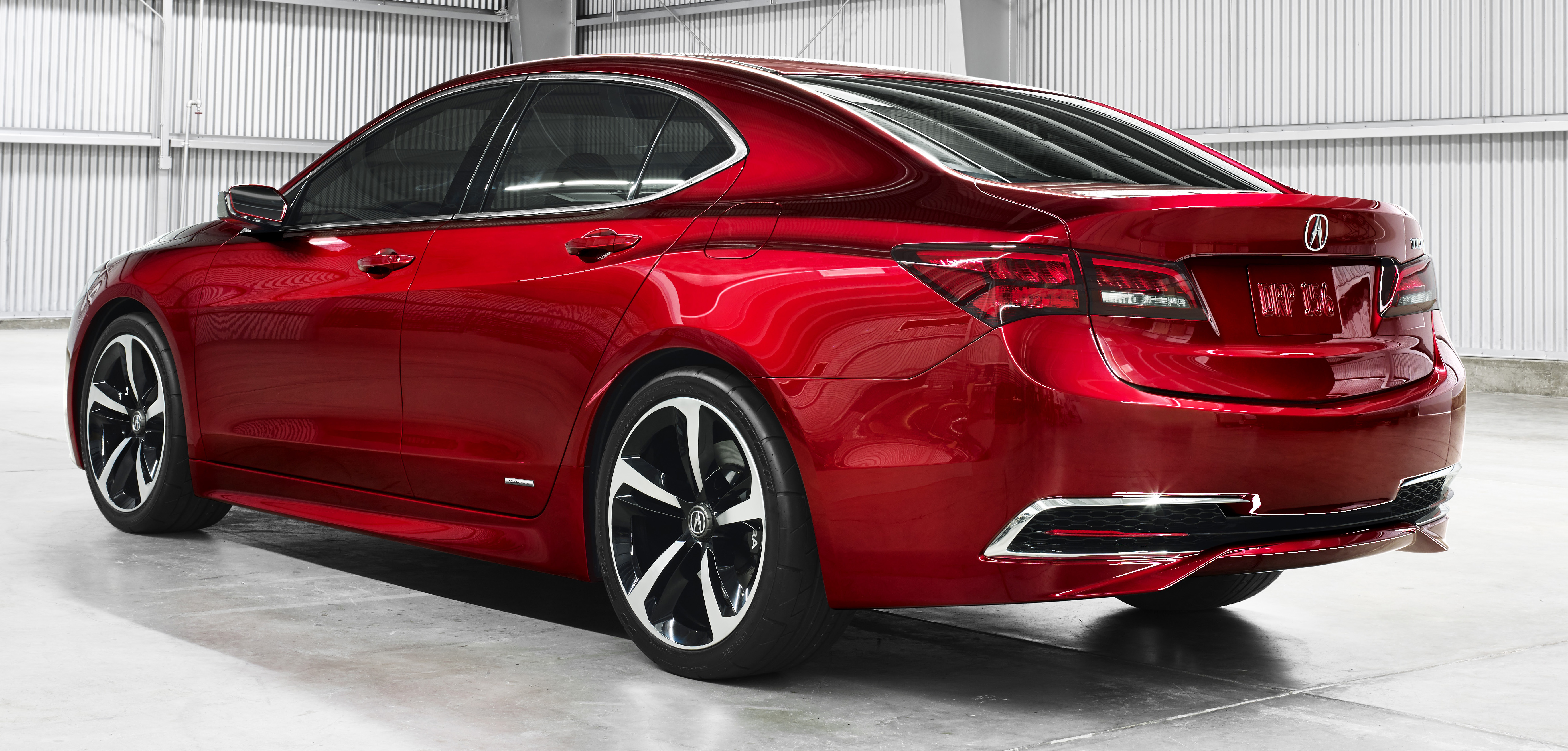 acura inches as any keep interior sacrificing auto from same tl but m developed trims wheelbase will its lsf space expert test without outgoing overhangs the drive tlx our
