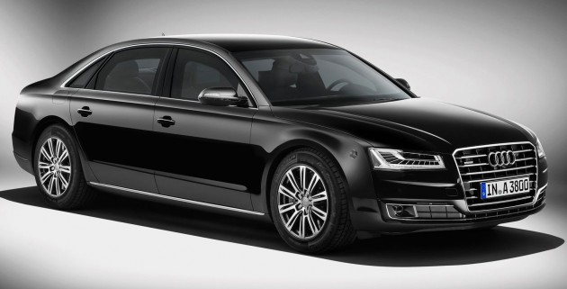 Audi A8L Security-01
